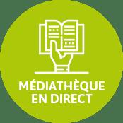 Lien vers le site de la médiathèque de Genay