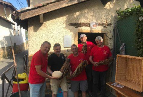 Les cuiseurs du four à pain 2019