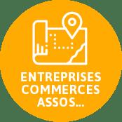 lien vers l'annuaire, entreprises, associations, commerçants...