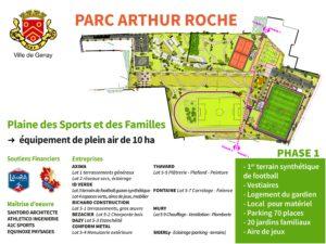 PARC ARTHUR ROCHE