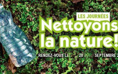 Nettoyons la nature : demandez le parcours !