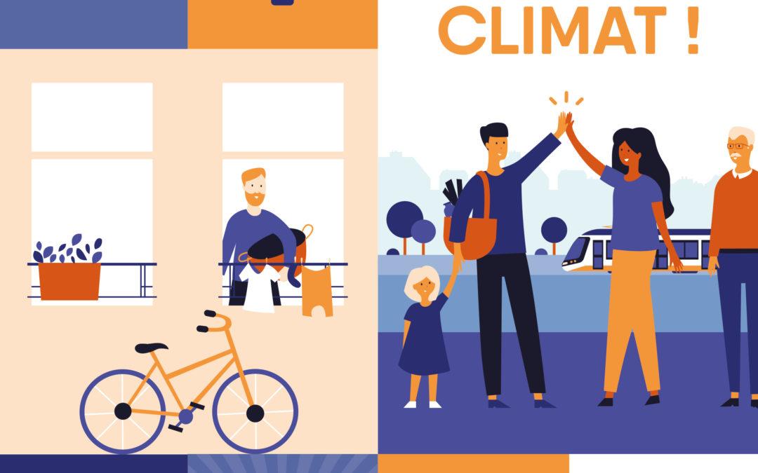 DECLIC. Agissons ensemble pour le climat !
