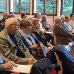 Photo de la conférence CARSAT organisée dans le cadre de la semaine bleue