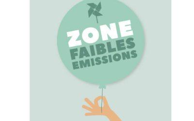 Environnement : mise en place de Zone à faibles émissions