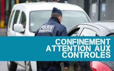 CONFINEMENT / ALERTE AUX ESCROQUERIES
