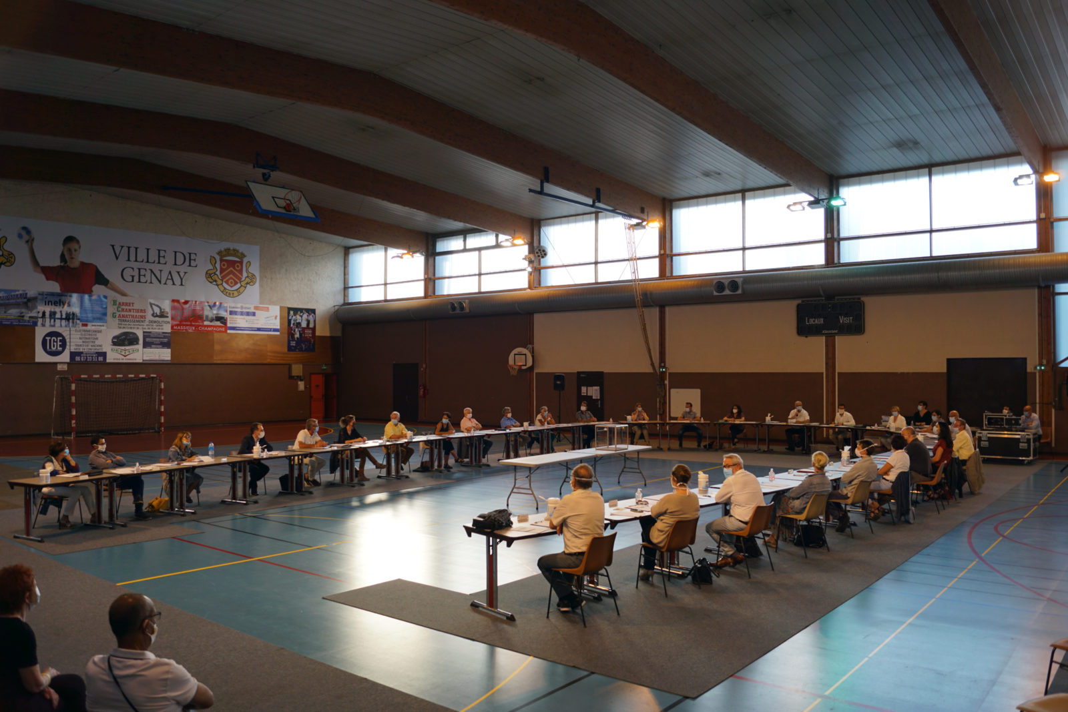 Conseil Municipal du 03.07.20