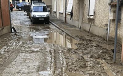 Lutte contre les inondations et ruissellements : lundi 16/11 ouverture de l'enquête publique