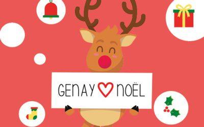 Genay aime Noël !