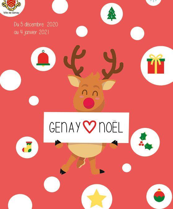 Genay aime Noël : les gagnant.e.s de la tombola solidaire