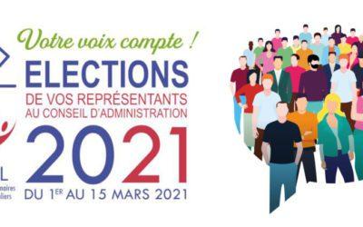 Renouvellement du conseil d'administration de la CNRACL en mars 2021