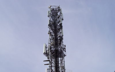 Antenne : intervention sur installation radio-électrique existante.