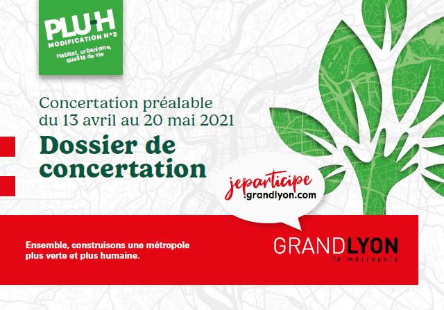 Urbanisme : concertation préalable à la modification n°3 du PLUH consultable