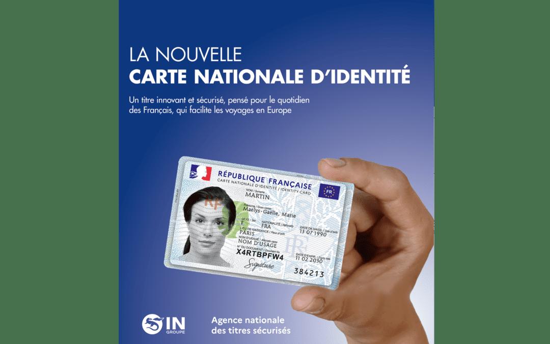 Nouvelle carte d'identité : quels changements ?