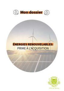 prime energies renouvelable