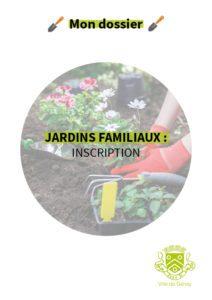 jardin familiaux : le dossier