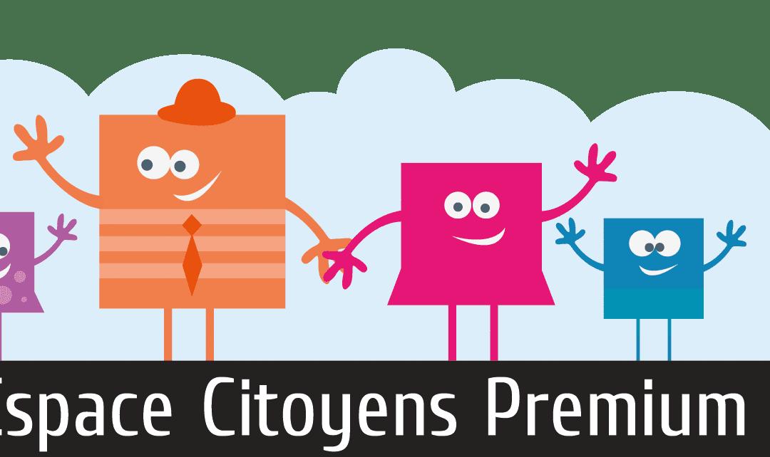 Votre nouvel espace citoyen en ligne !