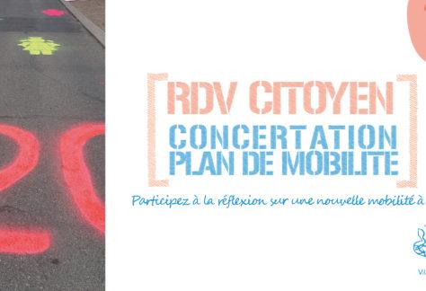 Concertation mobilité